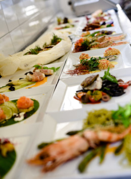 Buffet Catering die Culinarier